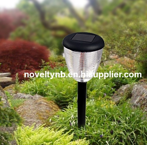 Solar garden lawn light