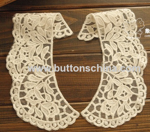 CAN DYE COLOR NECK LACE WITH WOWAN COAT
