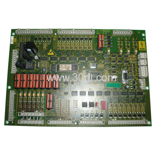 Otis elevator part main board