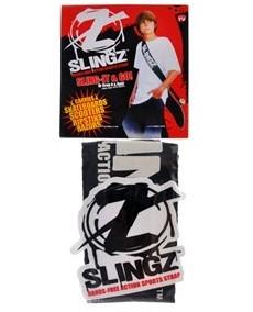 SLINGZ Hands Free Sports Strap Skateboard Strap