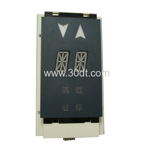 Display Elevator Spare Parts XAA23550B1-B4