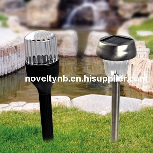 Stainless steel promotion garden solar light