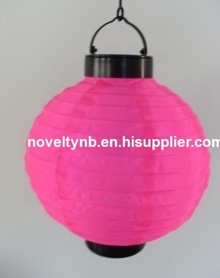 Canvasgarden lantern solar light