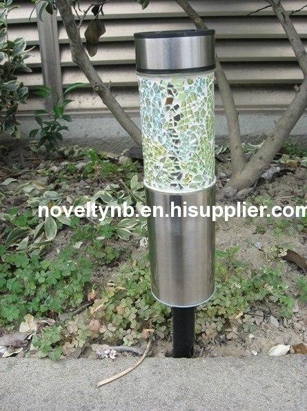 Solar Mosaic garden Light
