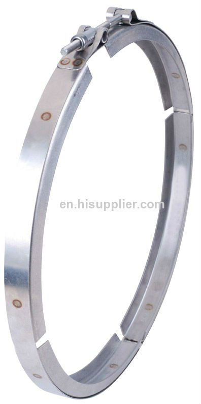 High quality hose clamp stainless steel products china
