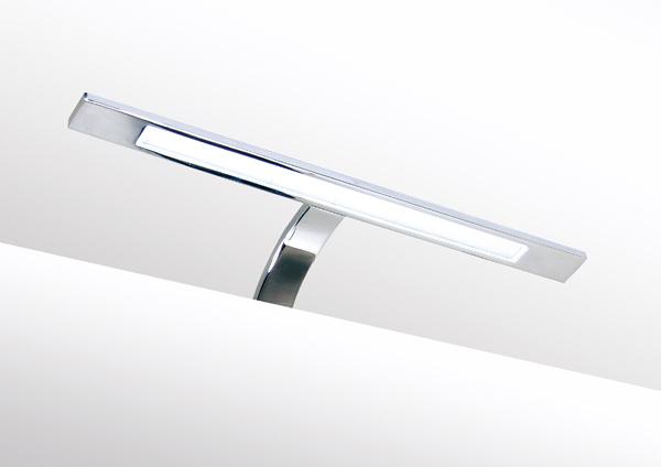 New European Fashion design aluminum 400mm bathroom lamp 6W led bathroom light CE ROHS IP44 110V 220V AC