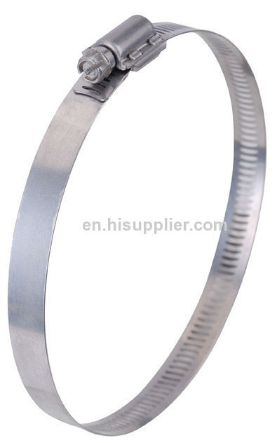stainless steel hose clamps uk