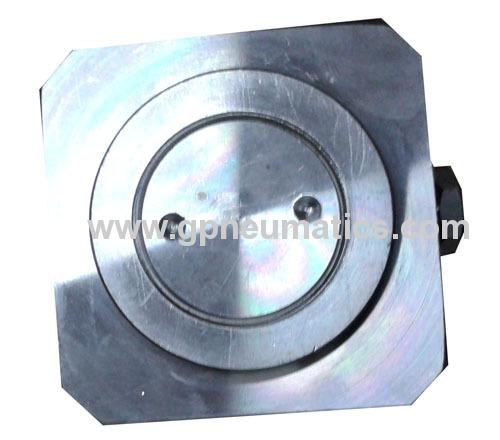 Stainless steel SS316 pneumatic high pressure regulator