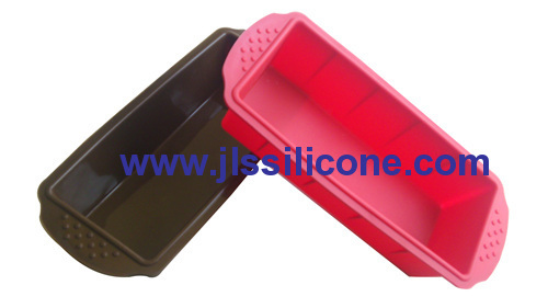 silicone rectangle bread loaf baking molds and cake bake pan