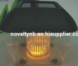 Solar mosquito repellent lamp