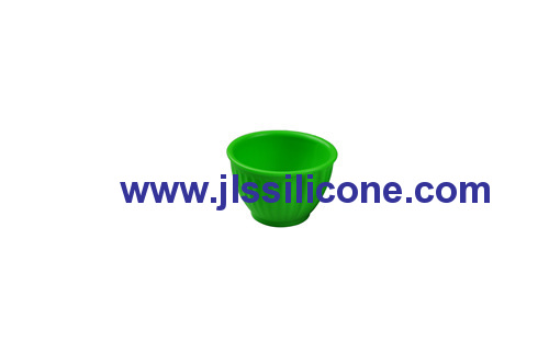 anti slip silicone kids feeding bowl and drink cup