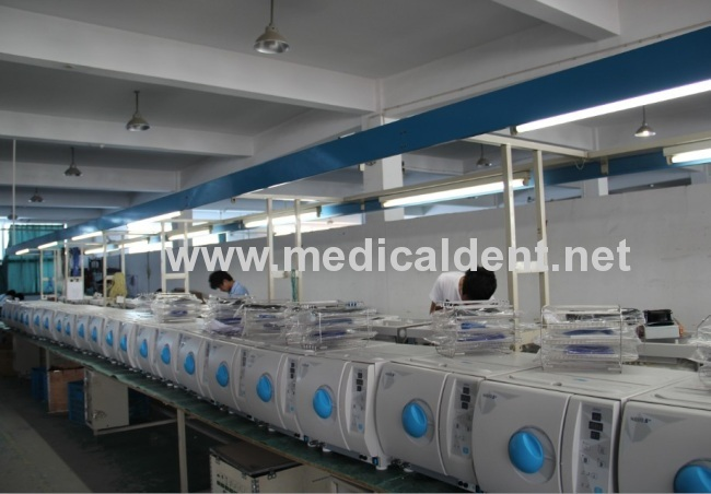 Water Level Control Steam Sterilizer for Beauty Parlor