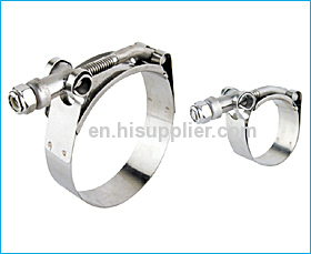 hot selling T-bolt clamps supplier