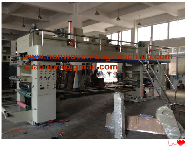 Middle Speed Dry Lamination Machinery