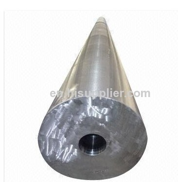 Forged alloy hollow steel bar 42CrMo4/ C45