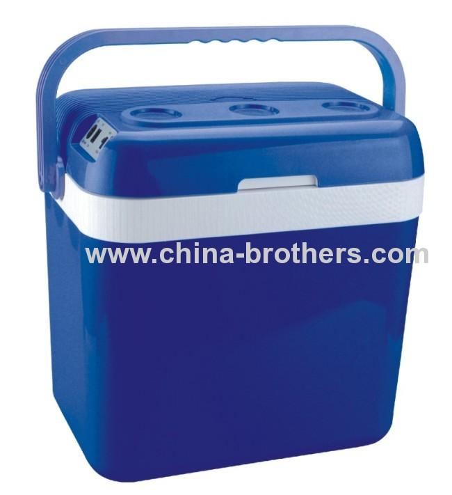 32L Portable Mini Fridge Cooler and Warmer Auto Car Boat Home Office