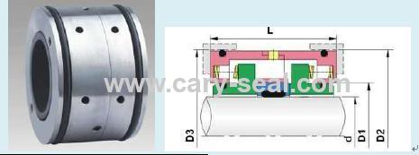 CR EMLL mechanical Seal