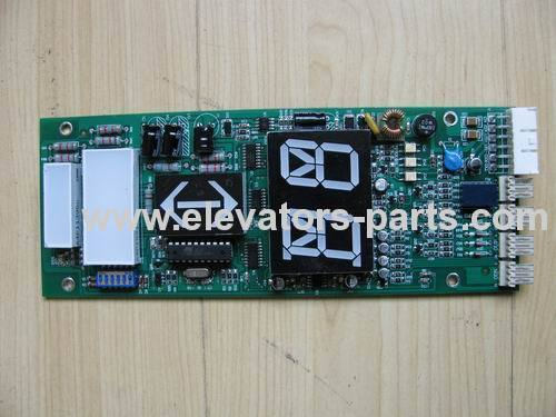 Elevator spare parts EISEG-106 button PCB