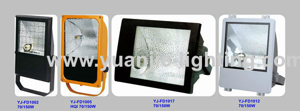 250W 400W ip65 metal halide floodlight