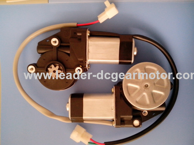 12V power window motor oem