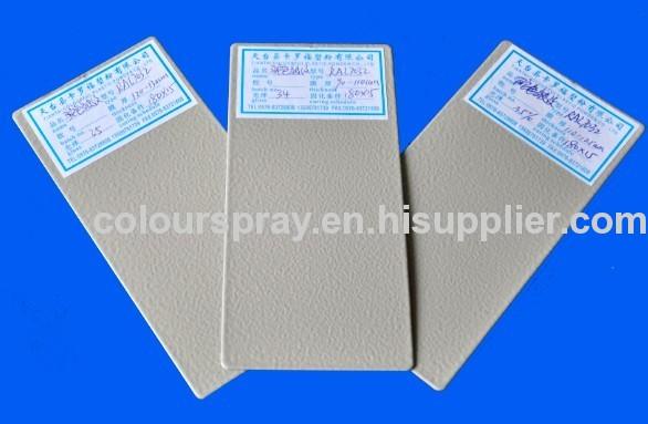 Wrinkle texture powder coating