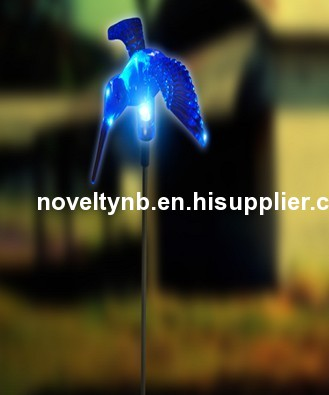 beautiful colour garden solar light animals designs