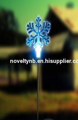 varied solar stick light