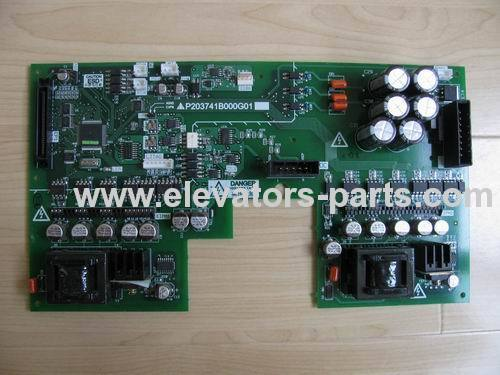 Mitsubishi lift spare parts P203741B000G01