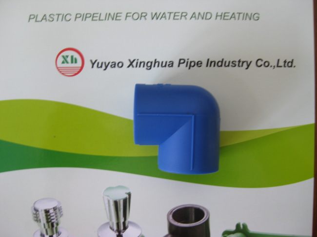 PP-R fittings and pipe Elbow 90D