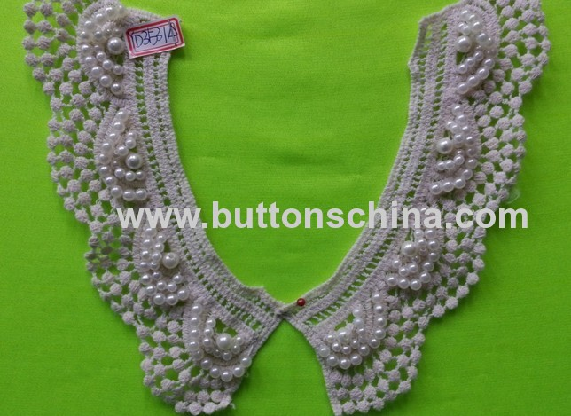 100%COTTON COLLAR LACE FOR SHIRT