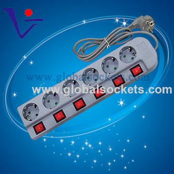 KEMA Good quality German type sockets