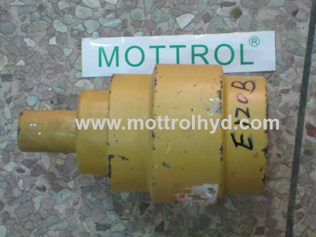 E120B carrier roller undercarriage parts for excavator