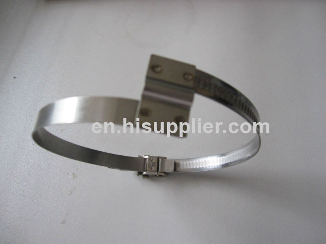 9mm bridge hose clamp