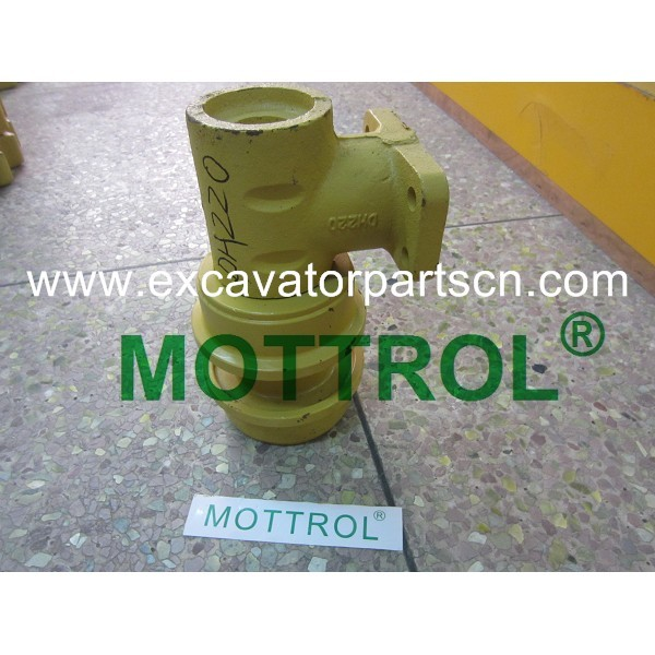 DEAWOO DH220-5 carrier roller for excavator