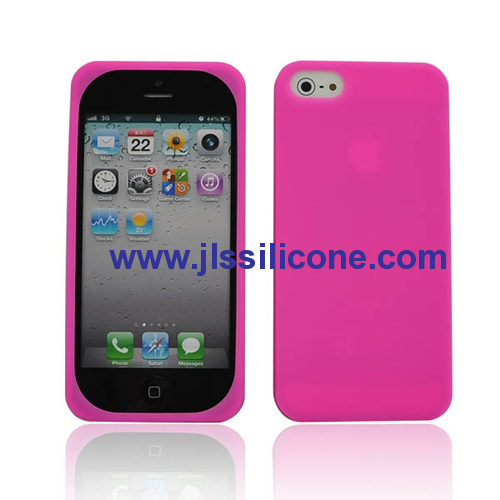 slicone mobile accessories phone cases for iPhone 5