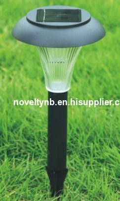 solar powered outdoor lamp