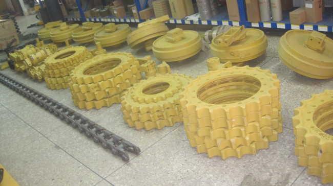 excavator partssprocketDH55