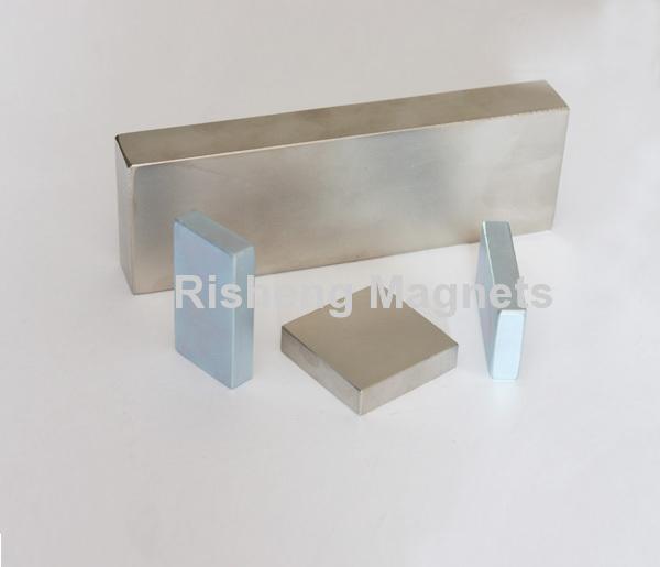 Block Neodymium Strong Magnets Rectangle Aimant Permanent Neodyme