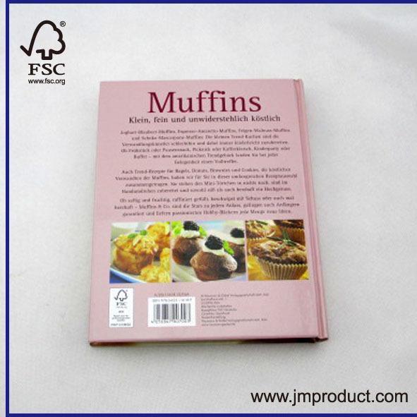 FSC hardcoverpublishing book