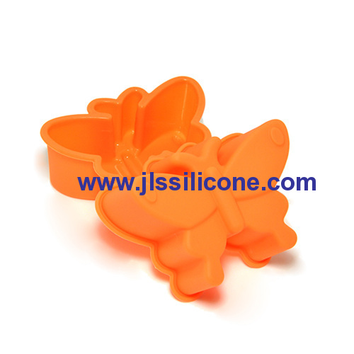 mini butterfly silicone baking molds