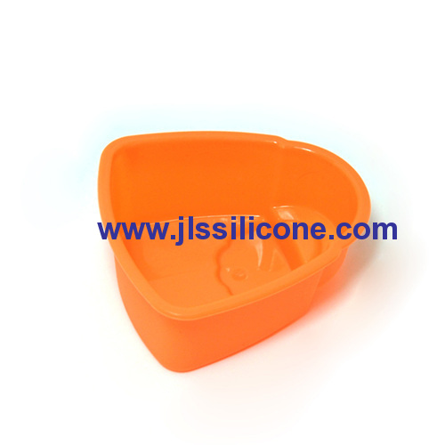 Fashin bag silicone baking molds in mini size