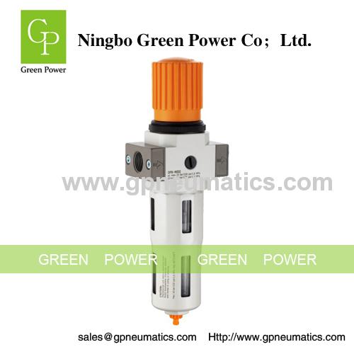 Air filtro regulador lubrificador