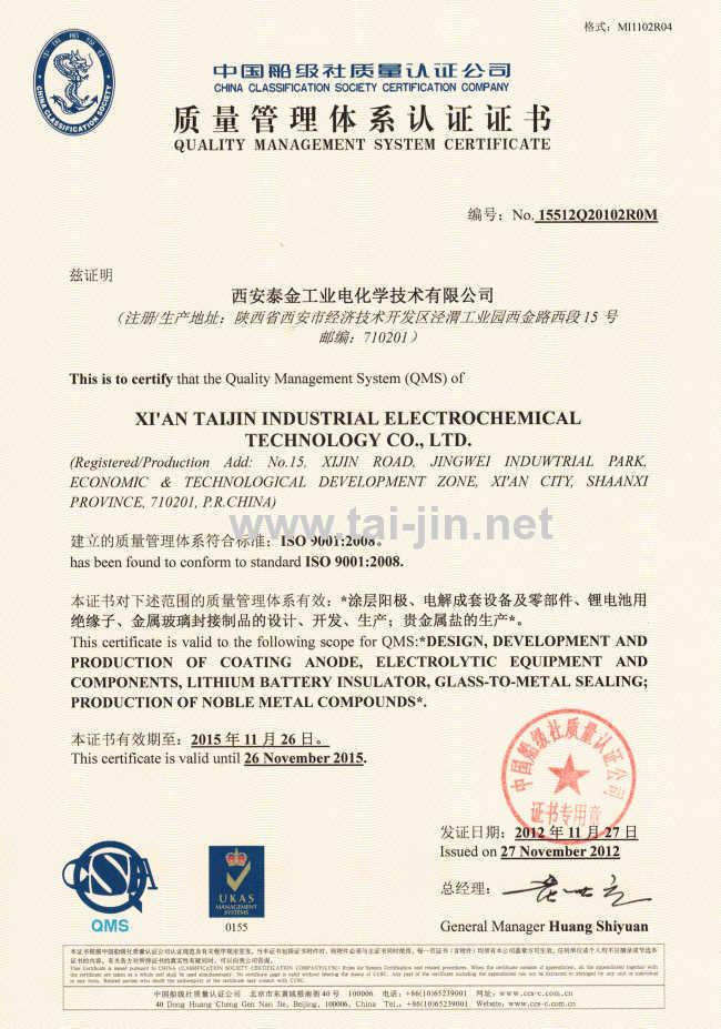 6.35mm/12.7mm Titanium IrO2-Ta2O5 Coated Ribbon Anode