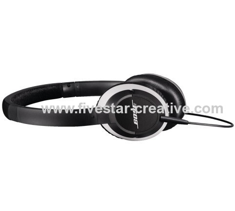 Bose OE2 On-Ear Audio Headphones-Black