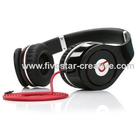 Beats by Dr Dre Studio Black Noise Cancelling Headphones
