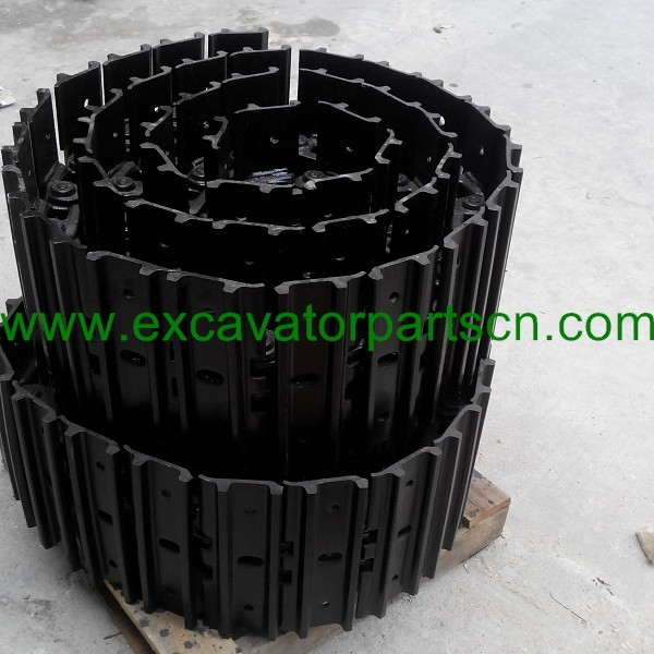 track link with shoe assy for excavator
