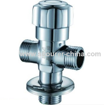Direct Connection Hot Selling Brass Angle Valve