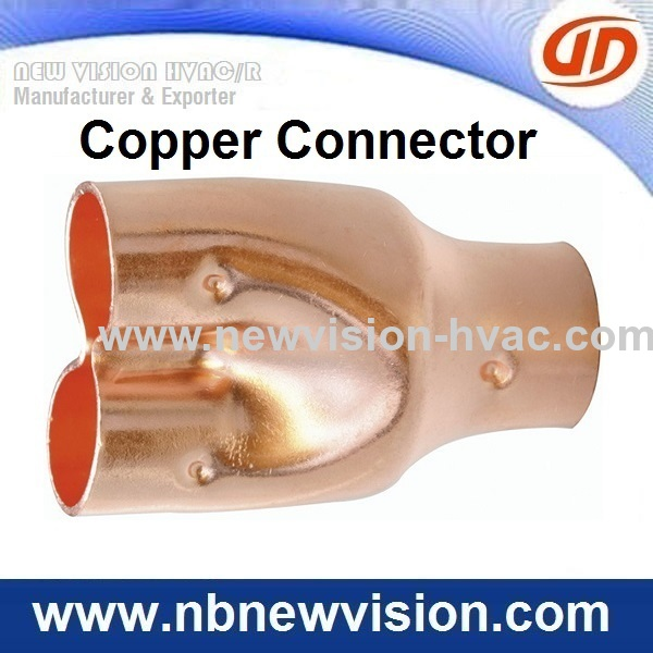 Copper Connector for Air Conditioner Coil