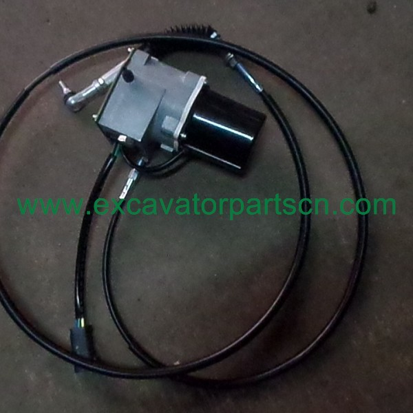 R220-5 throttle motor for HYUNDAI excvator