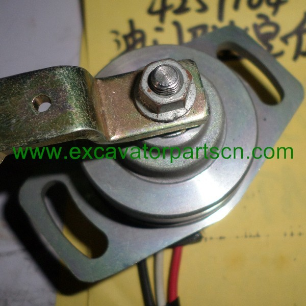 THROTTLE MOTOR LOCATOREX200-1 EX200-2for HITACHI excavator